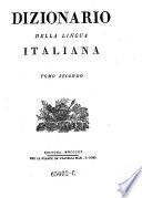 Dizionario della lingua italiana (per cura di Paolo Costa e